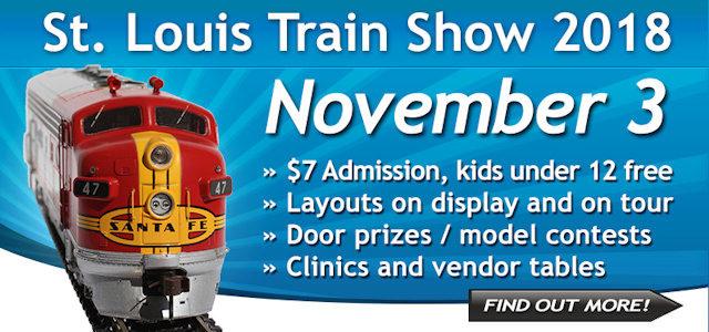 Gateway NMRA St. Louis 2018 Train Show