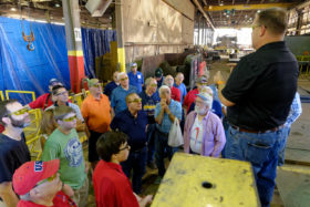 Continental Fabricators Tour