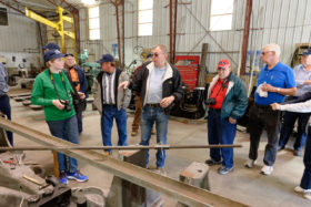 Tour of Gateway Rail Services, Inc.
