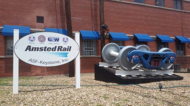 Tour of Amsted Rail Company