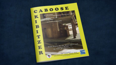 Caboose Kibitzer, 2020, Vol. 70, No. 1