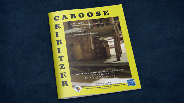 Caboose Kibitzer, 2020, Vol. 70, No. 1