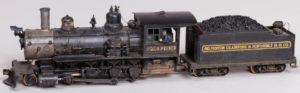 Silverton, Gladstone & Northern Steam Locomotive