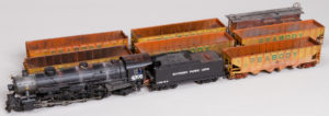 Southern Pacific Coal Train