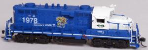 Paduka & Louisville Diesel Locomotive