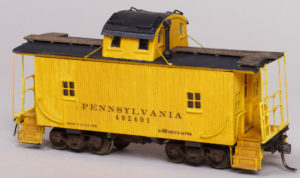 Pennsylvania Railroad Caboose