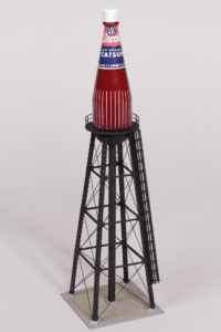 Brooks Catsup Water Tower