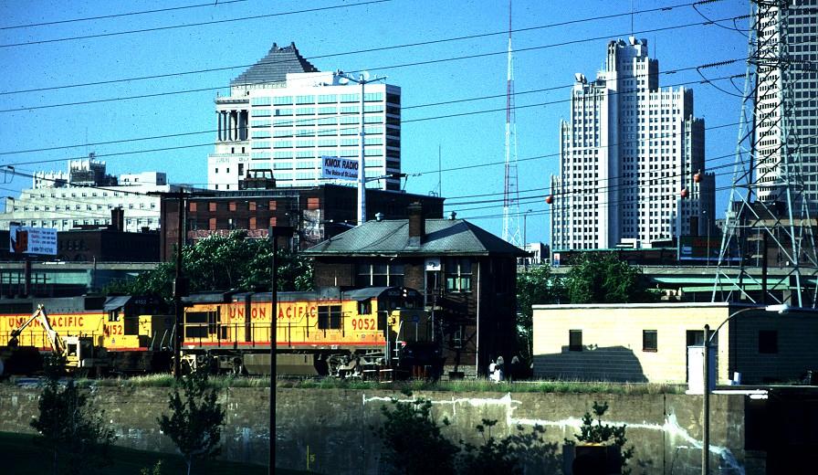 St. Louis Railfan Guide