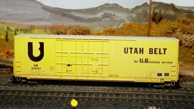 Utah Belt Custom Car 258147