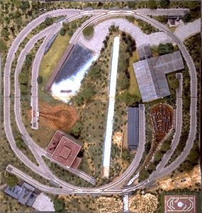 Gateway Central VI - Logging and Paper Industry - Overhead View