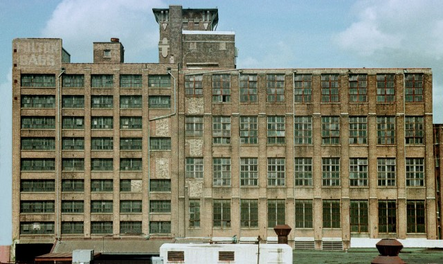 New Orleans Cotton Warehouse