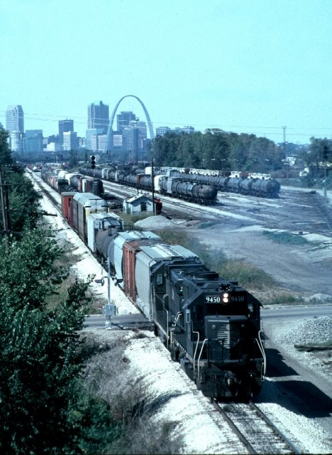 East St. Louis Freight Yard, Brad Joseph
