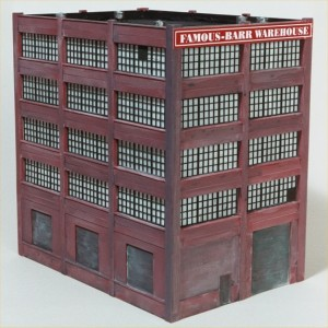"City Classics ""Smallman Street Warehouse"" 195-103"