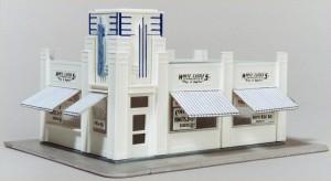 "Walthers Cornerstone ""White Tower Restaurant"" 933-3030"