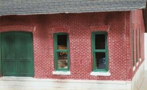 """Design Preservation Models (DPM) """"Freight Depot"""" 243-107"""