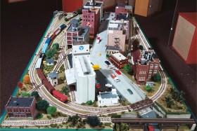 Missouri History Museum Model Railroad Layout