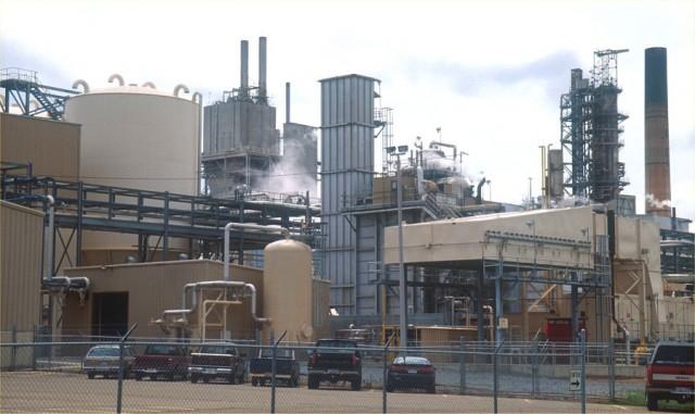 Arkansas Modern Paper Mill