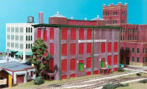 """The Kraichely Building anchors the center of """"industry row."""""""