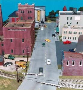 "Walthers Cornerstone ""Concrete Street System"" 933-3138"