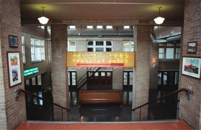 Memphis Central Station Lower Concourse