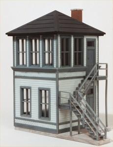 "Walthers Cornerstone ""Interlocking Tower"" 933-2810"