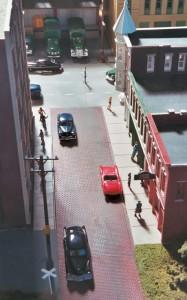 "Walthers Cornerstone ""Brick Street System"""