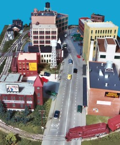 Gateway Central X City Railroad