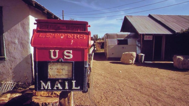 Getting Down to Details - Mailboxes