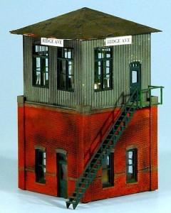 Ridge Avenue Signal Tower