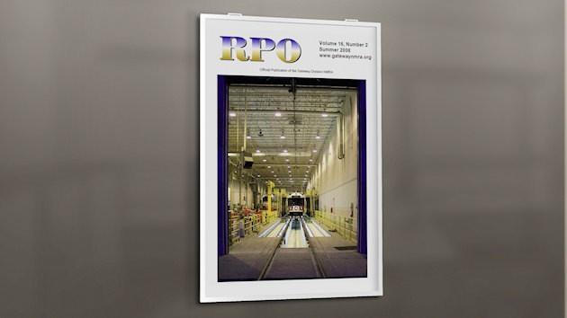 Summer 2008 RPO, Vol 16, No 2