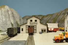 Mike Satke's N Scale Union Pacific Model Railroad