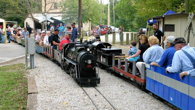2009 Gateway Division - St. Louis NRHS Train Picnic