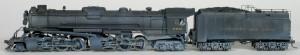 B&O #7704 2-6-6-2 Steam Locomotive