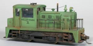 Valley Park Terminal #1 Diesel Locomotive