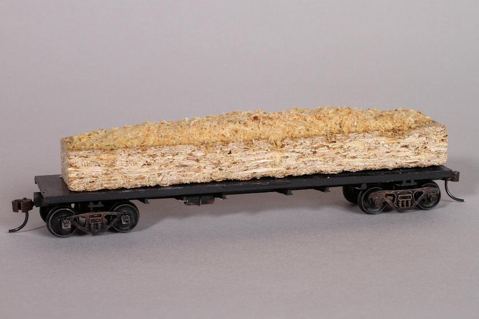 50s Era Boxcar Grain Loads