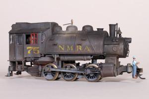 0-6-0 steam switch engine
