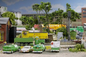Dave Roeder's Webster Groves & Fenton HO Model Railroad