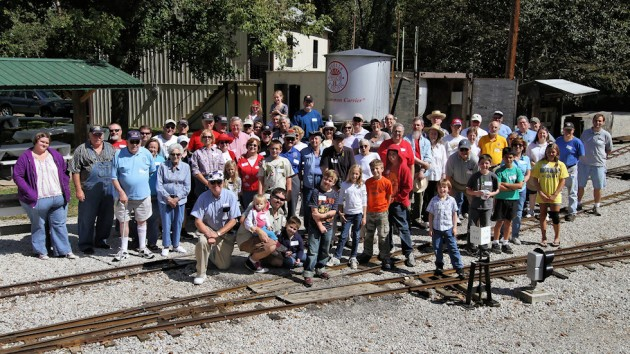 September 25, 2010 Annual Joint Train Picnic