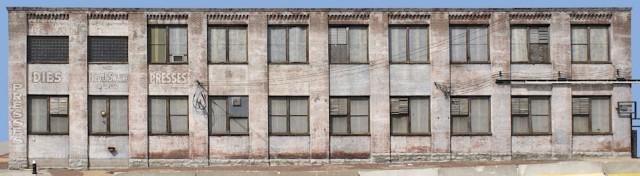 Press & Die Side, Downtown St. Louis, Missouri