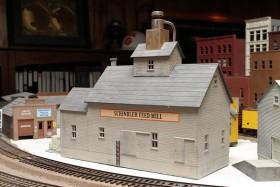 Gary Gross' HO Scale Franklin Pacific Model Railroad