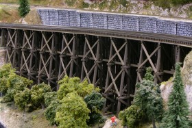 Bob Boedges' N Scale Fussin & Fumin Model Railroad