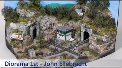 2011 Model Railroad Contest Winners Video