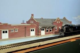 Jay Janzen's HO Scale Santa Fe Model Railroad