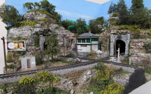 Tunnel Junction Diorama