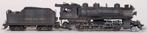 B&O #6500 Steam Locomotive