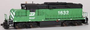 BN #1632 Diesel Locomotive