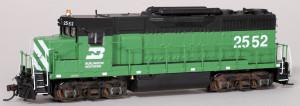 BN #2552 Diesel Locomotive