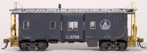 B&O #C-3708 Caboose