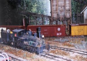 D&RGW #2 Model Photograph