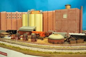 Mike Wise's HO Scale Sugar Creek Valley Model Railroad
